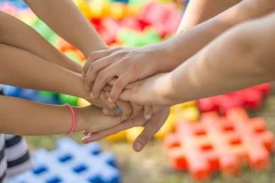 Eltern sollen und können positiv zusammenwirken.