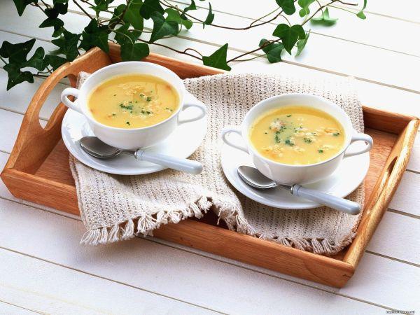 Как приготовить суп-пюре: 3 интересные идеи