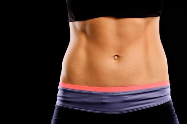 Сексуальный пресс за 14 дней: как убрать жир с живота