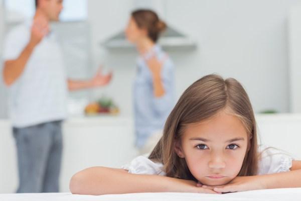 Как правильно ссориться при детях: дельные советы от родителей