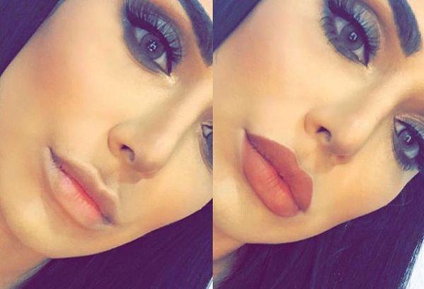 Макияж губ: что такое контуринг губ и как его применять в ежедневном макияже