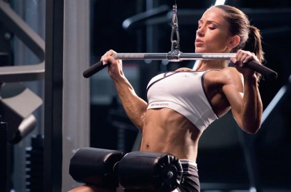 Как правильно делать верхнюю тягу: правильная и эффективная техника