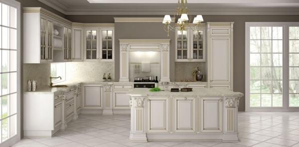 классический стиль в кухне