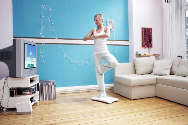 домашний фитнес дома