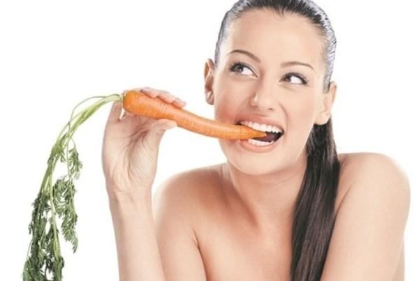 Похудение в домашних условиях - овощи
