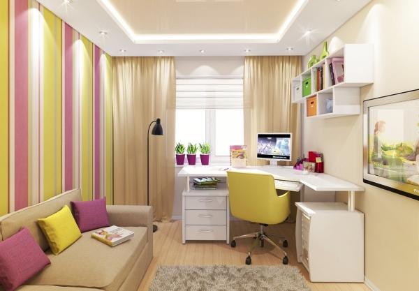 детская комната 2016