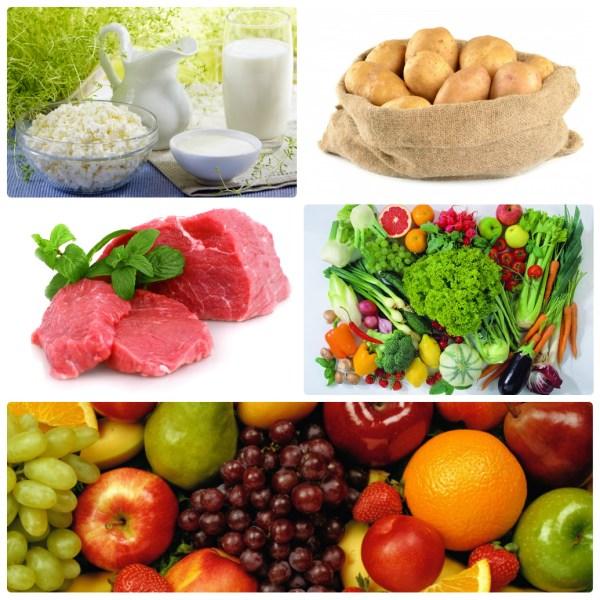 диета Хорвата меню