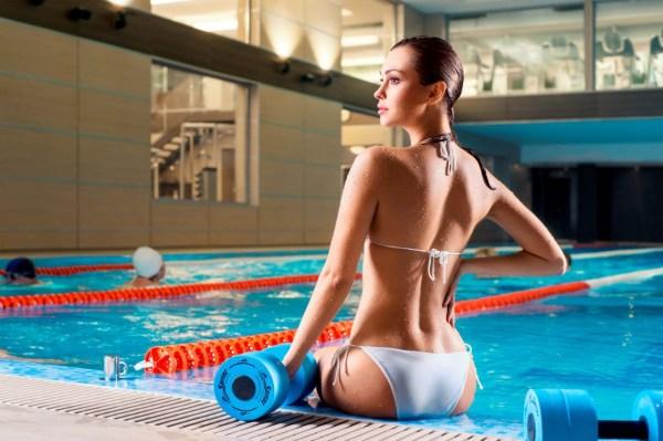 фитнес бассейн