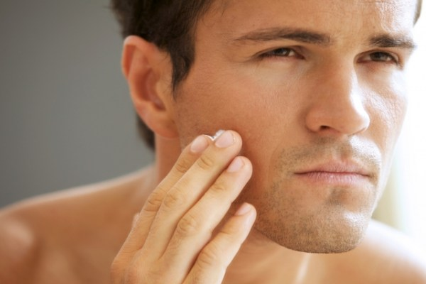 зачем мужчине крем для лица