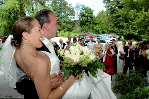 Hochzeitsreportage 13: Cooles Brautpaar