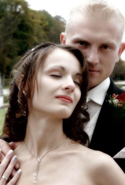 Fotoshooting Hochzeit 05: Hochzeitsporträt