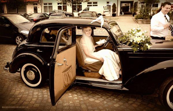 Hochzeitsreportage 05: Ankunft der Braut