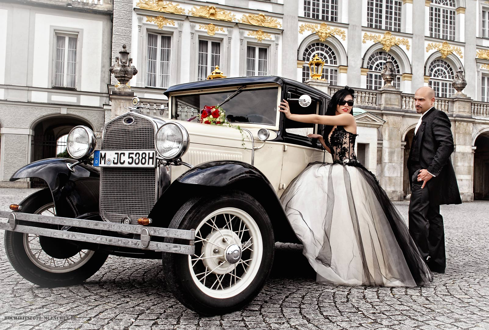 Hochzeitsfotograf für Hochzeitsfotos aus München