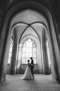 Hochzeit in Kloster Eberbach Sabine und Jan
