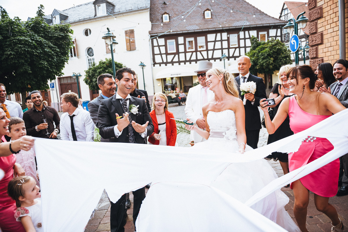 Hochzeit in Hochheim Kaiserhof Gewölbe