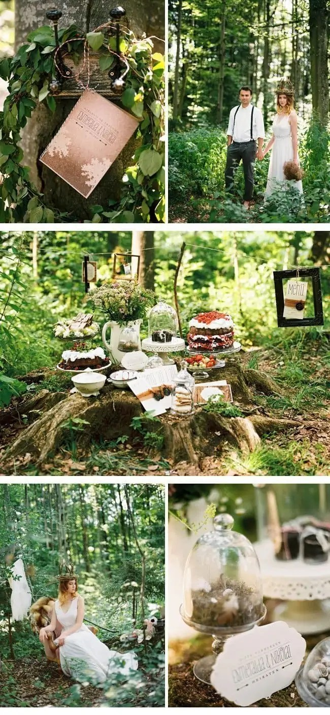woodland2-styled shoot