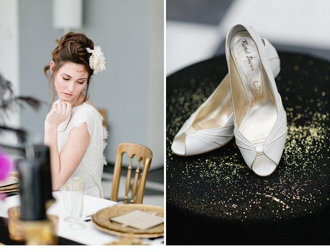 gold black wedding inspiration 0030