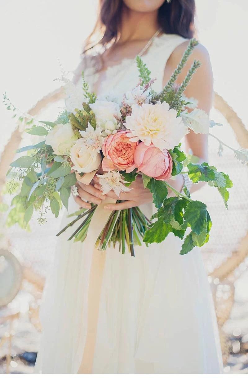 boho beach wedding inspiration 0022