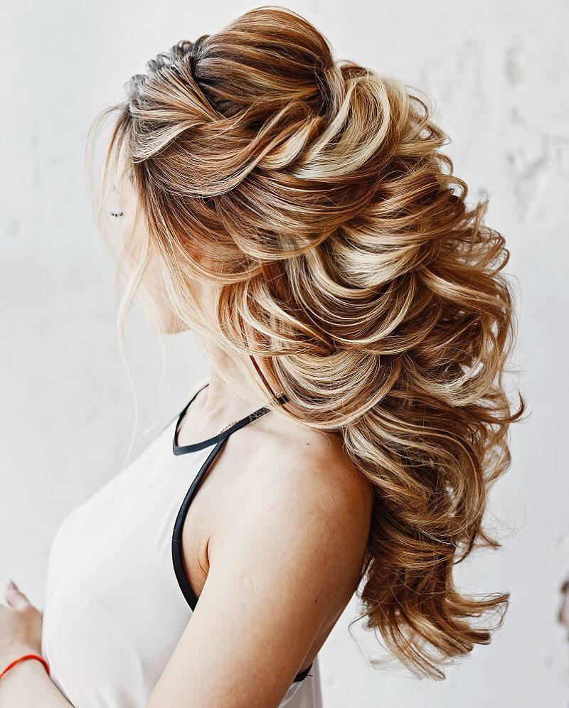 Coole Einfache Frisuren Fur Mittellanges Haar So