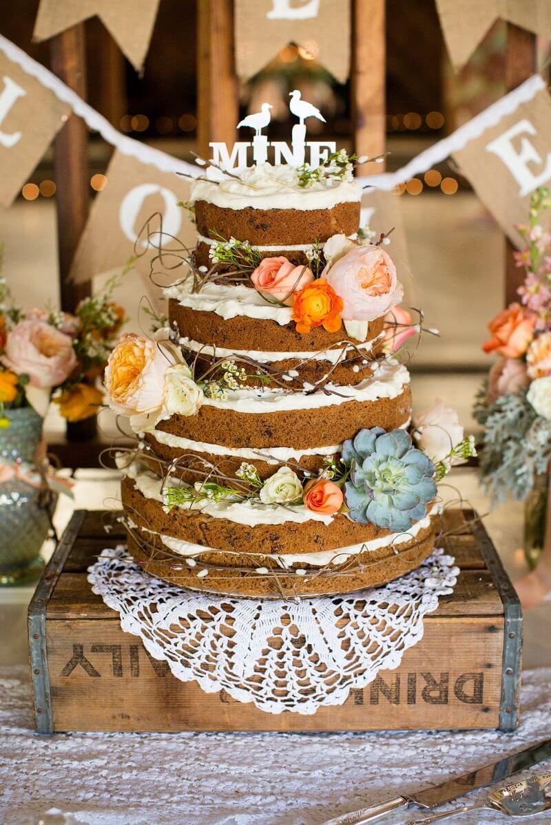 Cake Topper Die Schonsten Torten Topper Zur Hochzeit Beispiele