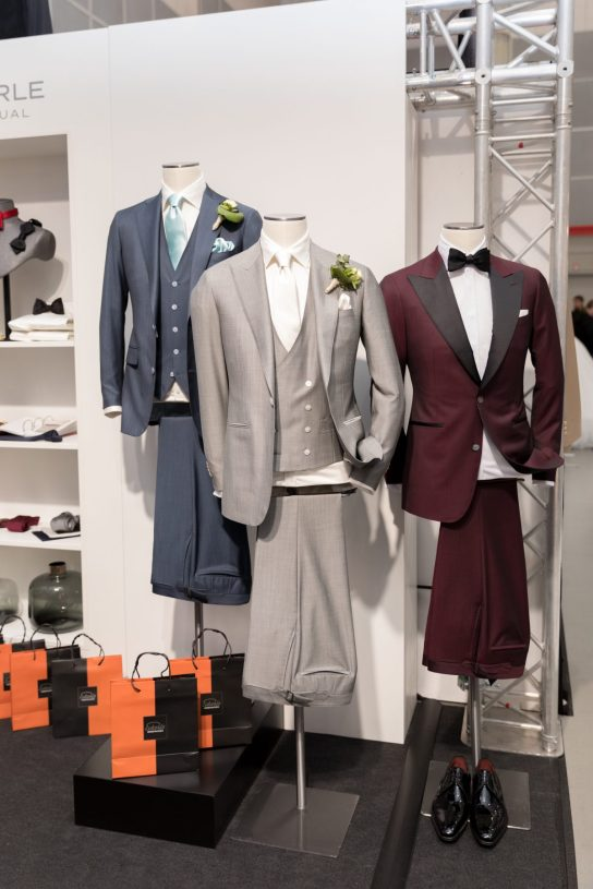 Hochzeitsanzüge für Männer