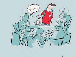 Dr Sue cartoon - Listening P.3: CẨN THẬN VỚI DẠNG BÀI GHÉP NỐI THÔNG TIN