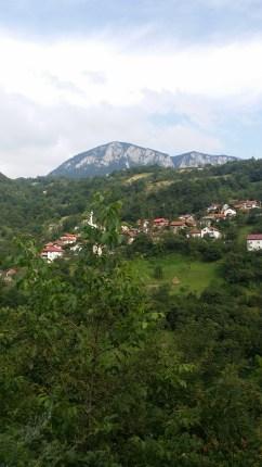 Landskap i Bosnien