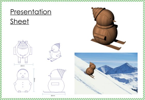 Eleanor Howard Presentation Sheet