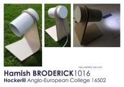 Hamish Broderick