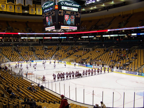 ... Boston MA Picture Of TD Garden Boston NBA TD Garden Arena Boston MA TD  Garden Boston Sports And Entertainment Arena Ticket Information For Disney  On Ice ...