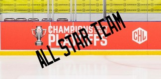 CHL: Här är turneringens All star team