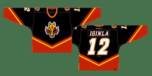 super popular da877 3f619 Worst to First Jerseys: The Calgary Flames – Flamesnation