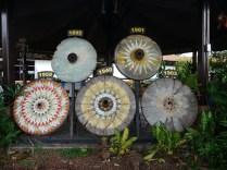 Les roues ont évolué au cours de l'histoire / Wheels have changed during the history