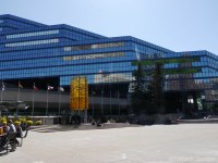 La nouvelle mairie de Calgary.