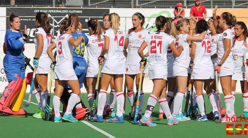 hockey, hockeyesp, selección española, españa, redsticks, adrian lock, selección femenina, hockey femenino