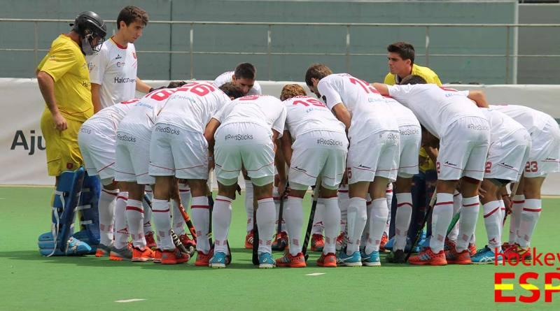 hockey, hockeyesp, redsticks, selección masculina, españa
