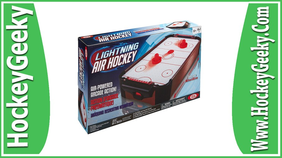 Ideal Lightning Air Hockey Review