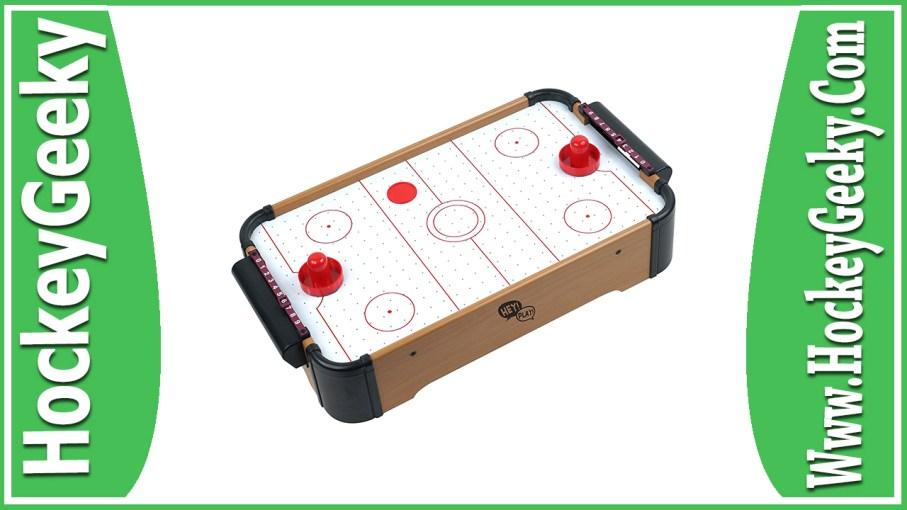 Mini Table Top Air Hockey Review