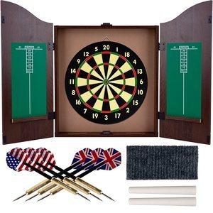 Trademark-Gameroom-Darts-and-Dartboard-Sets-28-Gram-Tungsten-Darts