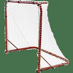 """Park & Sun Sports """"Street Ice"""" Hockey Goal with Folding Steel Frame"""