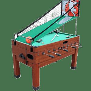 Attirant Playcraft Danbury 14 In 1 Multi Game Table