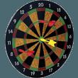 Toysmith-Magnetic-Dart-Board