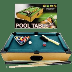 bulk-buys-OB444-Tabletop-Pool-Table,-Brown,-Green-