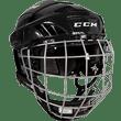 CCM-FitLite-40-Hockey-Helmet-Combo,-Medium,-Black-