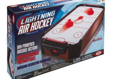Ideal Lightning Air Hockey Review