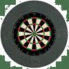 Trademark Games High Density Dart Board Stabilizer