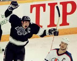 LA Kings Wayne Gretzky
