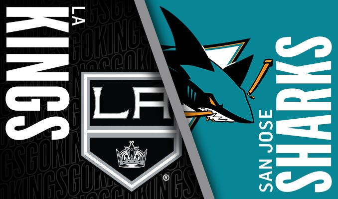 LA Kings vs. San Jose Sharks