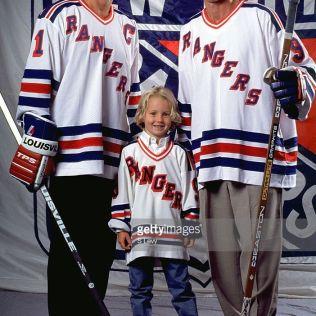 Messier-Gretzky Mark Messier Edmonton Oilers Mark Messier New York Rangers Vancouver Canucks