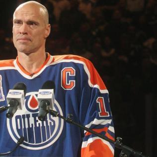 Messier-Oilers Mark Messier Edmonton Oilers Mark Messier New York Rangers Vancouver Canucks